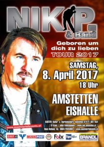 Nik P. Tour 2017