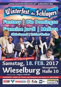 Winterfest des Schlagers 2017